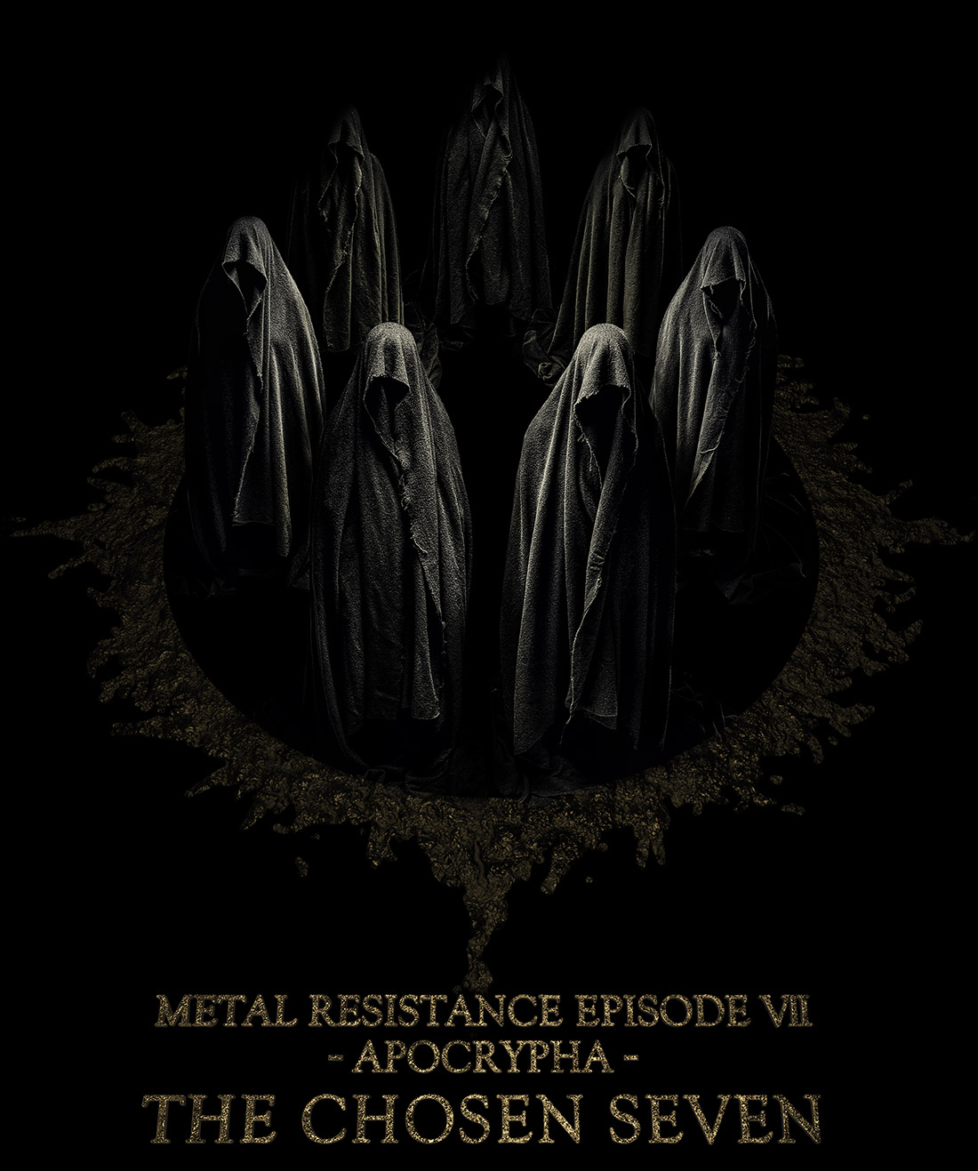 METAL RESISTANCE EPISODE VII - APOCRYPHA - THE CHOSEN SEVEN